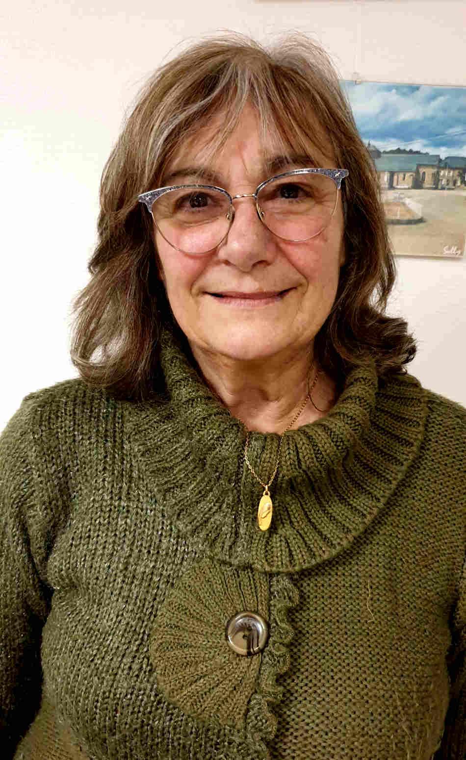 Marie Claude Marque